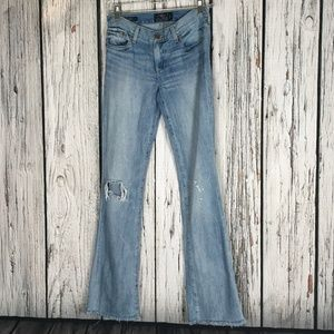 Lucky Brand The Sweet Jean Bootcut Jean Size 0
